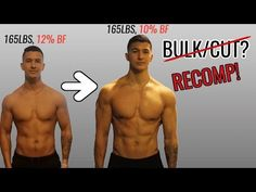 How to Build Muscle and Lose Fat Simultaneously (3 Science-Based Tips) - YouTube