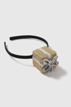 Christmas Glitter Present New In