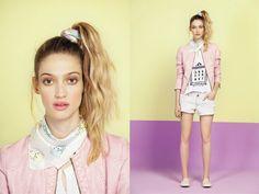 Look by Kimeika Mirá más >>> http://fashion-diaries.com/rosa-rosa/