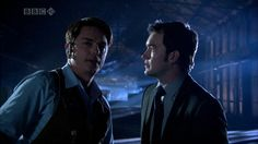Ianto Point of View picspam - part 1 c - Weirdness abounds