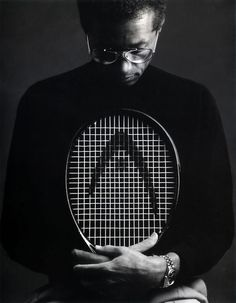 Arthur Robert Ashe, Jr. was an American World No. 1 professional tennis player. He won three Grand Slam titles, ranking him among the best tennis players from the United States.