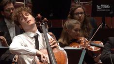 Joseph Haydn: Cello Concerto No.1 in C major – Bruno Philippe, hr-Sinfonieorchester, Christoph Eschenbach (HD 1080p)