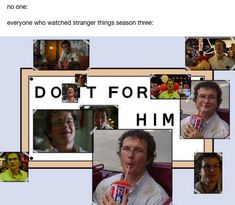 """Literally Just 65 Hilarious Memes About """"Stranger Things"""" Season 3 Watch Stranger Things, Stranger Things Have Happened, Stranger Things Season 3, Stranger Things Merchandise, Stranger Danger, Fandoms, Best Shows Ever, Hilarious Memes, Hilarious Animals"""