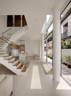 House Tour: Two-storey corner terrace house in Serangoon with a neutral colour palette and beautiful attic - Home & Decor Singapore Dormer Windows, Attic Spaces, Neutral Colour Palette, Patio Roof, Pergola Kits, Image House, Skylight, House Tours, Room Inspiration