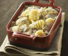 Gli gnocchi sono buonissimi in tutte le varianti. Gratinati nel forno con ricotta, funghi e paté di oliva sono ottimi e molto originali.