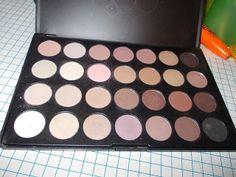 palette 28 colori nude zoeva