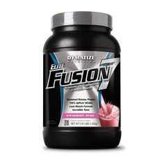 Dymatize Elite Fusion 7 Protein Review – Strawberry Flavor
