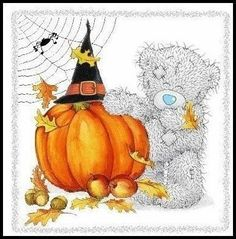 Tatty Teddy Website | Happy Halloween