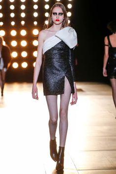 visual optimism; fashion editorials, shows, campaigns & more!: saint laurent F/W 2015.16 paris