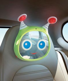 Take a look at this Green Oly Active Car Mirror by BenBat on #zulily today!