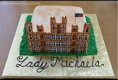 Downton Abbey cake!!!