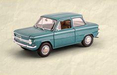 #vintage #auto #collezione #edicola NSU Prinz (1970)