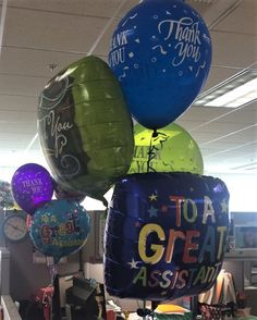 Administrative Professionals Day Administrative Professional Day, Secretary, Third, Balloons, Balloon