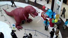 ABI-tech 恐竜シューティング/ティラノサウルス③
