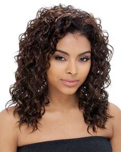 half up half down black hairstyles : Curly Sew in Hair Sew-in Hair weave hair styles,Extension Product ...