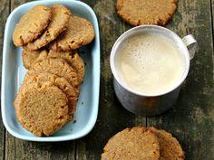 Super Rich GF Vegan Peanut Butter Cookies