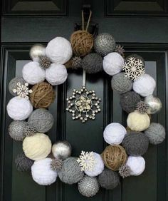 25 handmade christmas decorations bringing ancient crafts into winter holiday decor - Christmas Decorations Pinterest Handmade