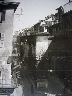 Colonne di San Lorenzo, 1930 circa.