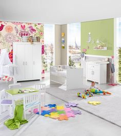 Fabulous Babyzimmer LILLY