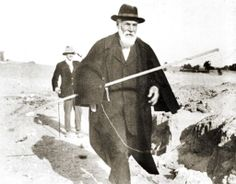 Flinders Petrie, was an English Egyptologist and a pioneer of systematic methodology in archaeology and preservation of artefacts. He held the first chair of Egyptology in the United Kingdom, and excavated many of the most important archaeological sites in Egypt.