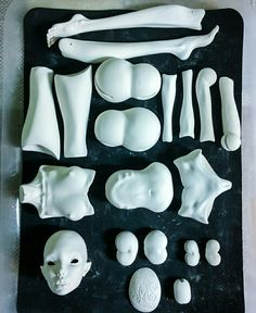 Foam Carving, Doll Making Tutorials, Puppet Making, Baby Fairy, Polymer Clay Dolls, Wow Art, Paperclay, Doll Tutorial, Doll Repaint