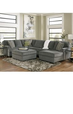 Aegrus Las Vegas grey sectional sleeper couch | Maladot – Home Furniture StoreMaladot - Home Furniture Store