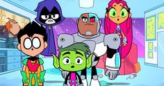 Teen Titans Go! Movie Gets Summer 2018 Release Date -- Warner Bros. has announced that a feature-length Teen Titans GO! animated movie is coming next summer. -- http://movieweb.com/teen-titans-go-movie-release-date-summer-2018/