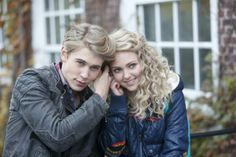 Still of AnnaSophia Robb and Austin Butler in The Carrie Diaries (2013) #annasophiarobb #austinbutler #thecarrediaries