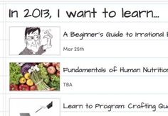 Take the worlds best courses, online, for free. Learn from 338 courses, from 62 universities. | coursera.org