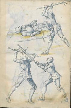 Manuel de combat à lépée   1500 manuel combat epee 05 histoire bonus