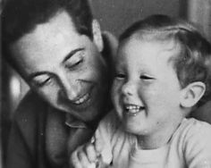 Irving Thalberg with his son. Irving Thalberg was the creative genius behind all MGM movies when it was in its heyday (approximately between Husband of Norma Shearer.