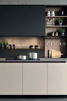 45 suprising small kitchen design ideas and decor 27 Luxury Kitchens decor Design Ideas Kitchen small suprising Kitchen Room Design, Kitchen Cabinet Design, Modern Kitchen Design, Home Decor Kitchen, Interior Design Kitchen, Kitchen Cabinets, Minimalist Kitchen Furniture, Dark Cabinets, Design Room