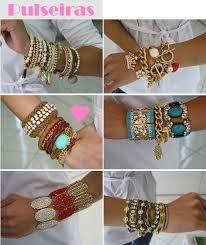 pulseiras de pedras