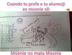 Imágenes Y Vídeos Graciosos De Sailor Moon - Moonie Everywhere Exo Memes, Funny Memes, Old Anime, Sailor Moon Crystal, Sailor Scouts, Otaku Anime, How To Speak Spanish, Anime Style, Fan Art