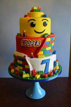 Orange cake without flour - HQ Recipes Lego Themed Party, Lego Birthday Party, Birthday Cakes, 5th Birthday, Birthday Ideas, Torta Princess, Hazelnut Cake, Lego Cake, Cakes For Boys