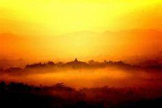 Borobudur in Gold