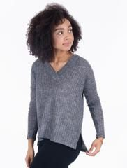 Tabor V-Neck sweater pattern from Sew House Seven