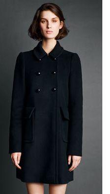 Strenesse coat pattern - Burda 10/2012