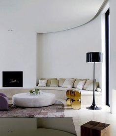 luxurious interior design residence