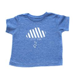 LITTLE RAIN T-Shirt | Little Man Happy