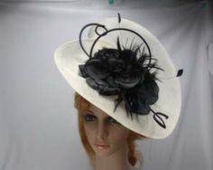 Cocktail hat for Melbourne Cup or Ascot buy online in Australia