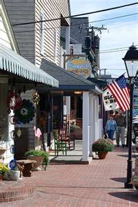 Occoquan, VA.  Historic, waterside town with great history, food and shops.