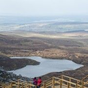Cuilcagh Legnabrocky Trail - Open to the Public - Marble Arch Marble Arch
