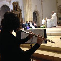 Música Bodas Albacete Músicos profesionales 670666472 ~ Yeste 2016 - Flautista