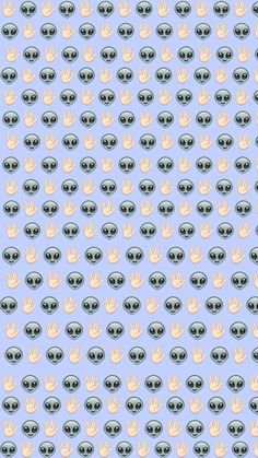 alien, background, emoji, iphone, iphone wallpaper, tumblr, wallpaper, iphone background