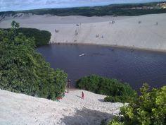 Lago da Coca Cola - Salinópolis - Pará - Brasil