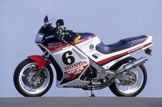 "HONDA VFR750F ""INTERCEPTOR"""