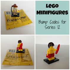 Looking for the latest LEGO minifigure bump codes? I've got the Series 12 ones here as well as what to feel for in each mystery bag.