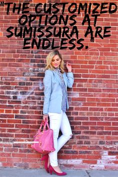 Read full review of Sumissura made to measure here!