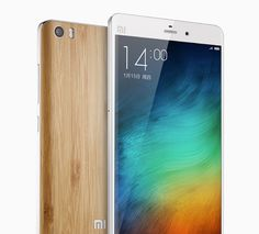 The Bamboo Version Of Xiaomi Mi Note Is Now Available Internationally For $415 Through A Reseller